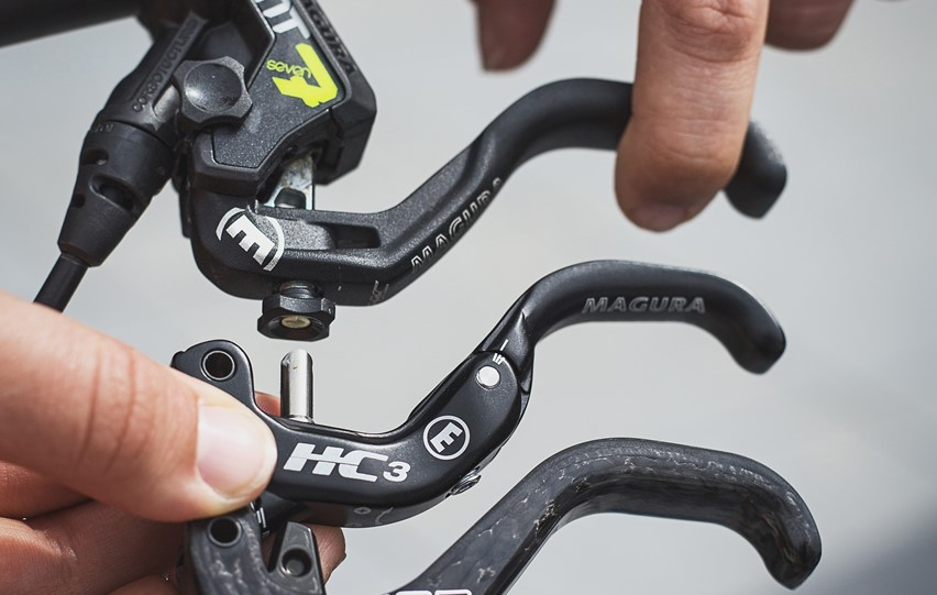 MAGURA offers a multitude of different lever blades, so everybody can get the most out of their brakes.